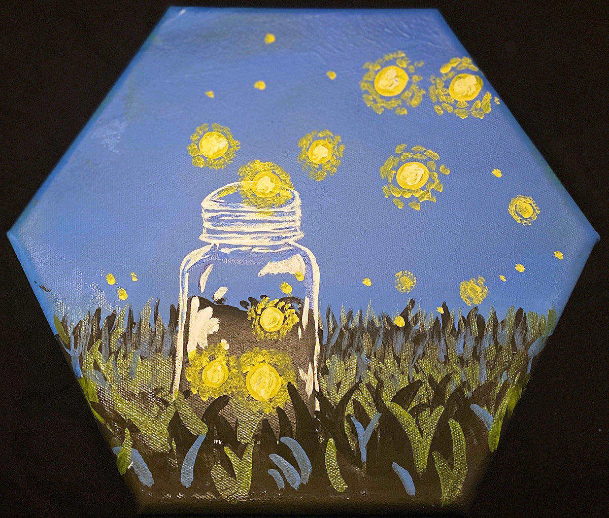 Free the Fireflies (Hexagon)
