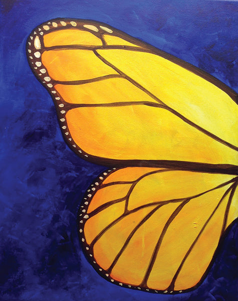 "Painting and Pints: ""Fly By"" at Loveland Aleworks"