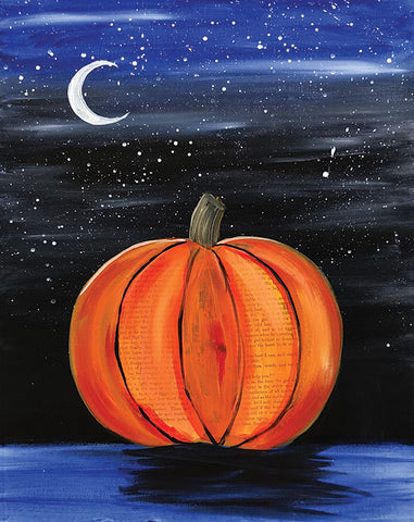Moonlit Pumpkin