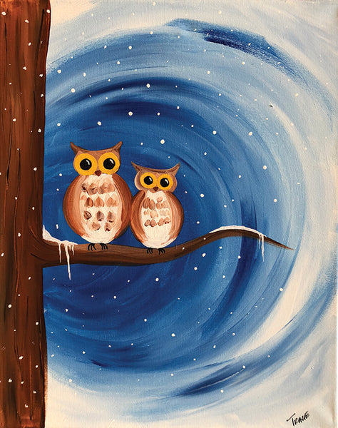 """Night Owls"" Fundraiser"
