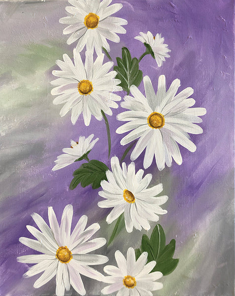 "Painting and Pints: ""Daisy Day"" at Loveland Aleworks"