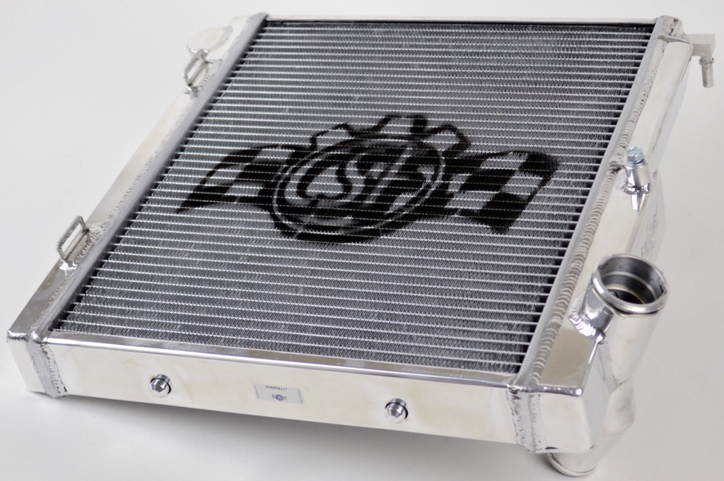 Porsche CSF Radiator Set