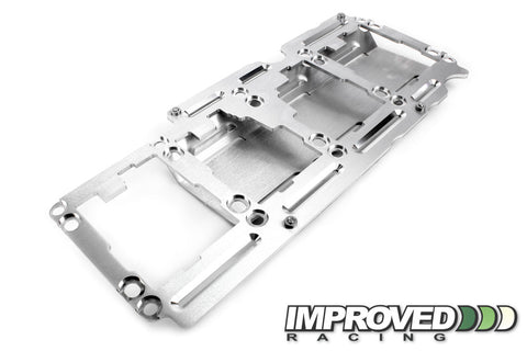 "3.622"" Stroke LS, Vortec Engine Crank Scraper & Windage Tray Kit"