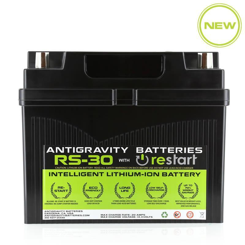 Lightweight Battery