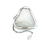 "2"" Mesh Heart Tea Infuser"
