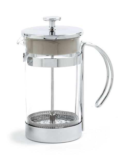 2 Cup Chrome Coffee & Tea Press