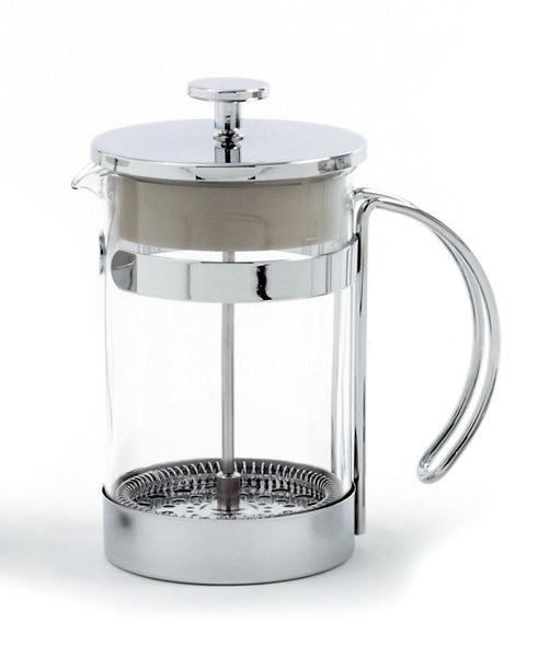 6 Cup Chrome Coffee & Tea Press