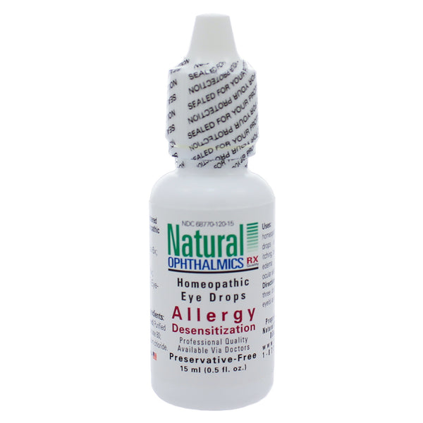 Allergy Desensitization Eye Drops