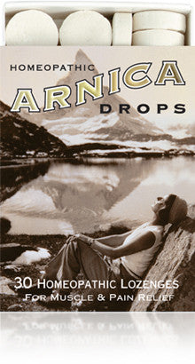 Arnica Drops by Historical Remedies