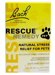 Bach Rescue Remedy for Pets Alcohol Free