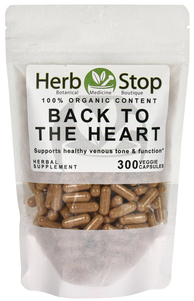 Back To The Heart Capsules Bag