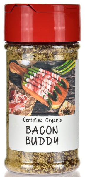 Organic Bacon Buddy Seasoning Jar