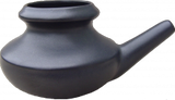 Black Neti Pot