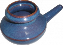 Blue-Purple Neti Pot