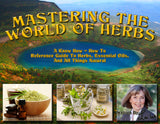 Mastering The World Of Herbs Cover
