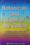 Botanicals and Signs of the Zodiac - Astrology and herbs - by Leilah