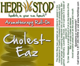 Cholest-Eaz Roll-On Blend Label