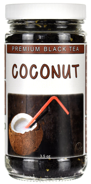 Coconut Black Tea Jar