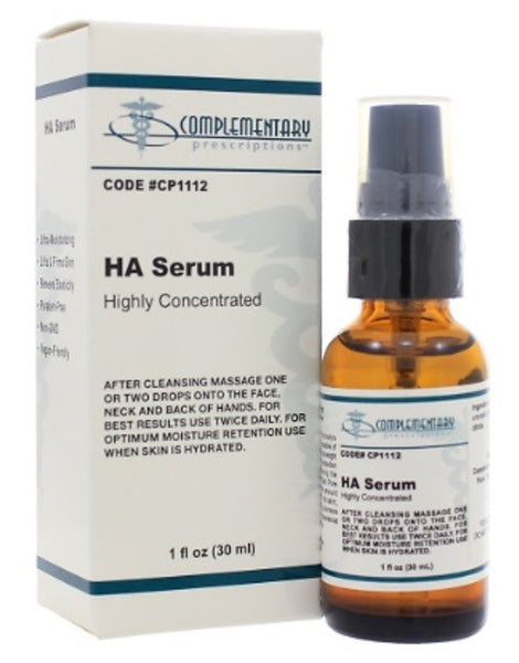 Complementary Prescriptions - Hyaluronic Acid Serum (HA Serum)