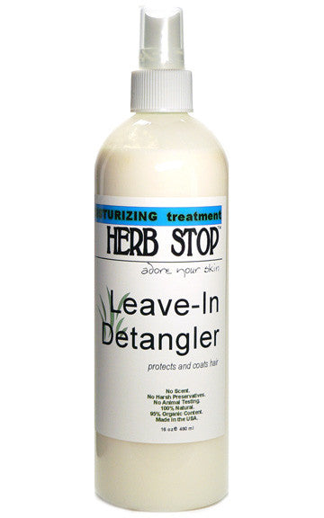 Leave-In Detangler - Plastic Bottle - Large