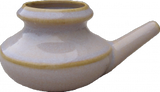 Cream Neti Pot