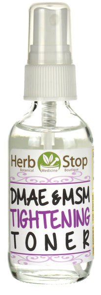 DMAE & MSM Tightening Toner 2 oz