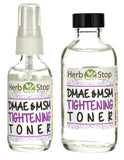 DMAE & MSM Tightening Toner Bottles Group