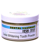 Swiss Whitening Tooth Powder - 4 oz Plastic Jar