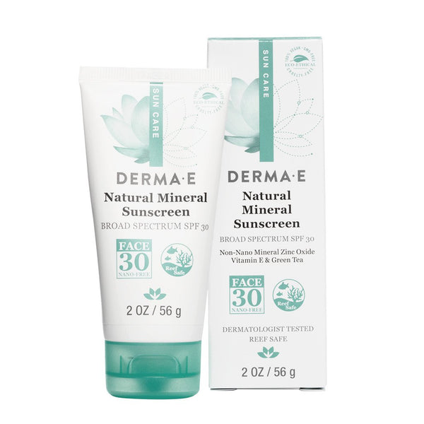 Derma-E Mineral Sunscreen for the Face