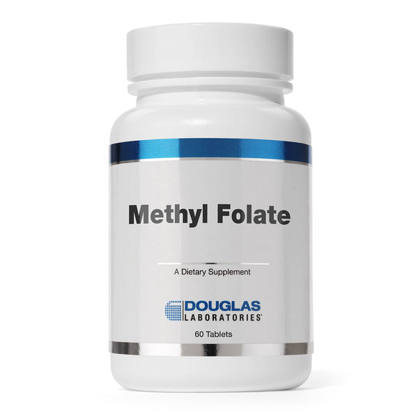 Methyl Folate by Douglas Labs Bottle