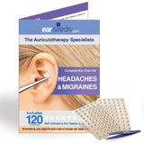 Ear Seeds for Headaches & Migraines Kit