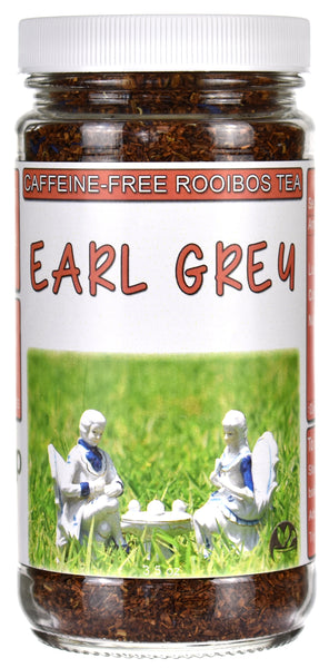 Earl Grey Rooibos Tea Jar
