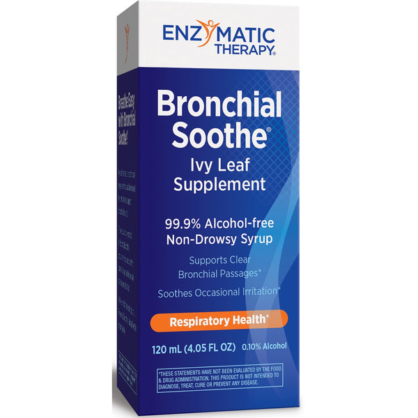 Enzymatic Therapy Bronchial Soothe Ivy Leaf