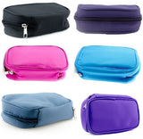 Essential Oil Microfiber Travel Case 10 Bottles