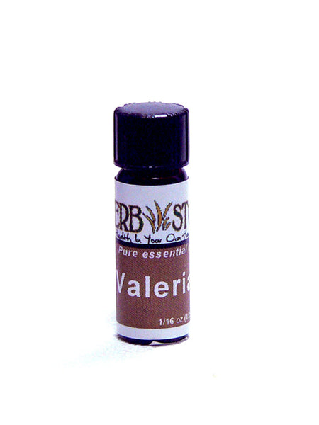 Valerian Essential Oil - 1/16 oz