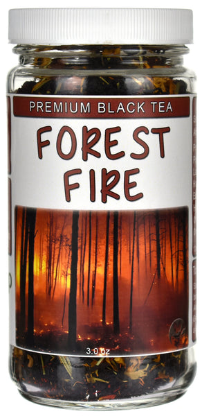 Forest Fire Premium Black Tea Bottle