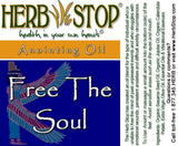Free The Soul Roll On Blend Label