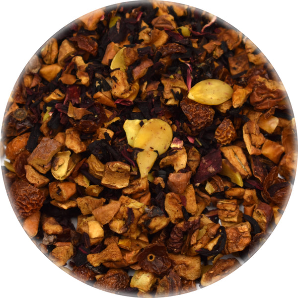 Go Nuts! Herb & Fruit Tea Bulk Loose Herbs
