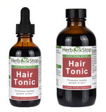 Hair Tonic Liquid Herbal Extract-Tincture Bottles