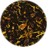 Hazelnut Cinnamon CO2 Decaffeinated Black Tea Bulk Loose Herbs