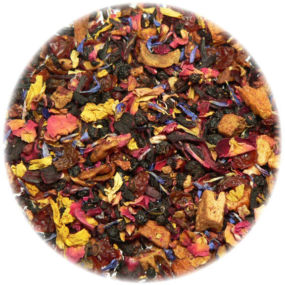Casablanca Herb & Fruit Tea - Bulk
