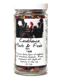Casablanca Herb & Fruit Tea - Glass Jar