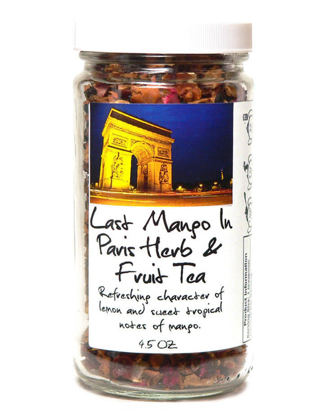 Last Mango In Paris Herb & Fruit Tea - Glass Jar