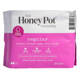 The Honey Pot Co Herbal Menstrual Pads