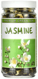 Jasmine Green Loose Tea Jar