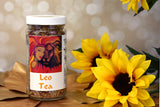 Leo Tea with Sunflowers