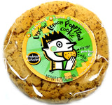 Luscious Lemon Poppy Seed Cookie
