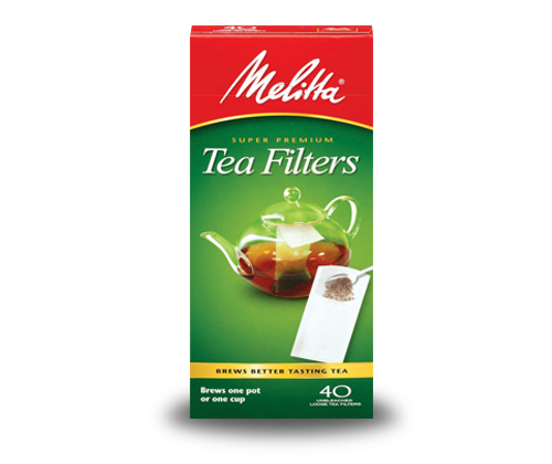 Melitta Loose Leaf Tea Filters