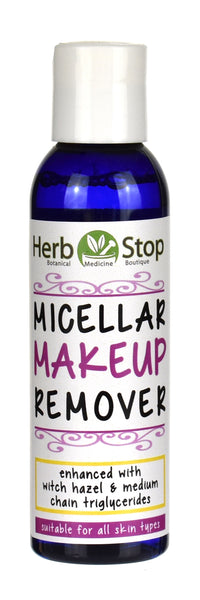 Micellar Makeup Remover Bottle