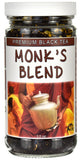 Monk's Blend Black Loose Tea Jar